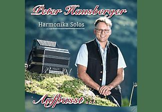 Peter Hausberger - Ziach Solos  - (CD)