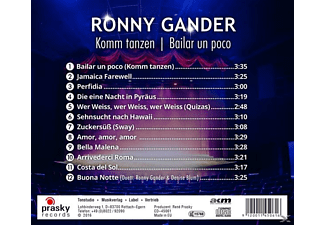 Ronny Gander - Komm zum Tanzen  - (CD)