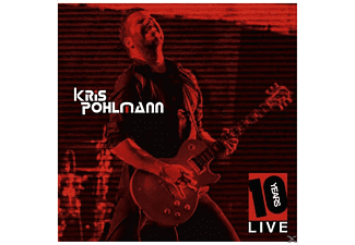 Kris Pohlmann - 10 Years Live  - (CD)