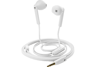 CELLULAR LINE 35895, In-ear Headset Weiß