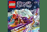 Lego Elves - LEGO Elves-Die Elfen aus Elvendale CD 2 - (CD)