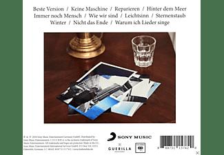 Tim Bendzko - Immer noch Mensch  - (CD)