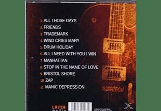 Eric Johnson, Stevie Ray Vaughan - All Those Days  - (CD)