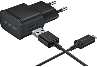Cargador Universal Para Móvil Samsung Microusb 2a Negro