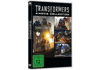 Transformers 1-4 Collection DVD