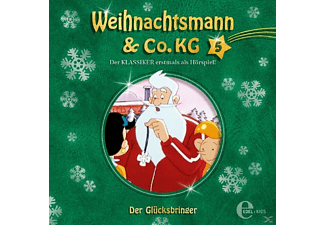 Weihnachtsmann & Co.KG - 005 - DER GLÜCKSBRINGER  - (CD)
