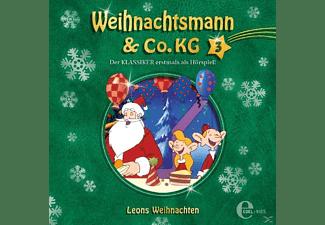 Weihnachtsmann & Co.KG - 003 - LEONS WEIHNACHTEN  - (CD)