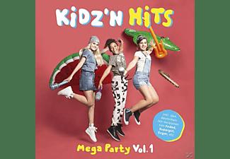 Kidz 'n Hits - Mega Party Vol.1  - (CD)