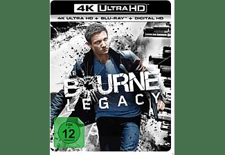 Das Bourne Vermächtnis  4K Ultra HD Blu-ray + Blu-ray