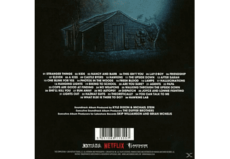 Kyle Dixon, Michael Stein - Stranger Things Season 1,Vol.1 (OST)  - (CD)