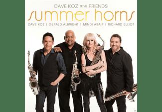 Gerald Albright, Mindi Abair, Richard Elliot, Koz Dave - Summer Horns  - (CD)