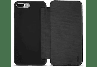 ARTWIZZ SmartJacket®, Bookcover, Apple, iPhone 7 Plus, Schwarz