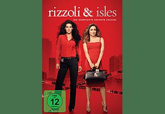 Rizzoli & Isles - Die komplette sechste Staffel [DVD]