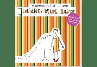 Julianes Wilde Bande - Jazzmusik Für Kleine Leute  - (CD)