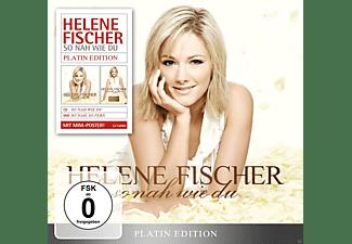 Helene Fischer - So Nah Wie Du (Platin Edition-Limited)  - (CD + DVD Video)