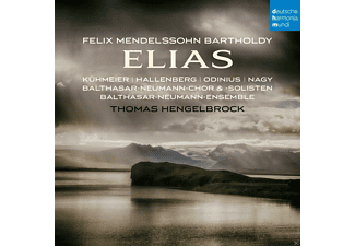 Balthasar-neumann-Chor & -Solisten - Elias  - (CD)