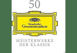 VARIOUS - 50 Meisterwerke Der Klassik  - (CD)