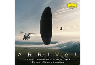 Johann Johannsson - Arrival-Original Motion Picture Soundtrack  - (CD)