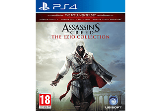 Assassin s Creed The Ezio Collection PlayStation 4