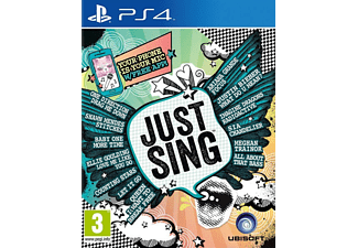 UBISOFT Just Sing PlayStation 4