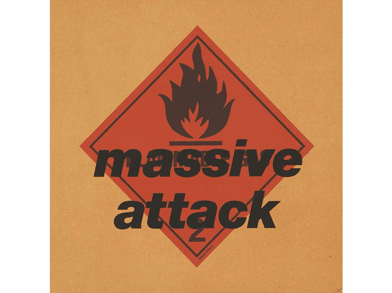 Massive Attack - Blue lines Vinyl