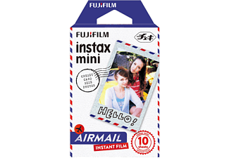 FUJIFILM Instax mini film Airmail 10 pack