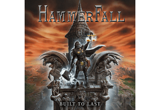 Hammerfall - Built To Last (CD+DVD Mediabook)  - (CD + DVD Video)