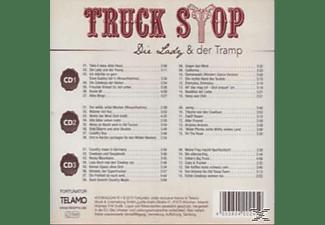 Truck Stop - Die Lady Und Der Tramp  - (CD)