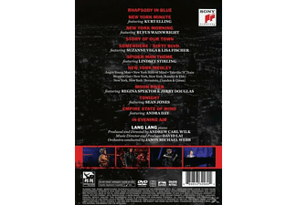 Lang Lang - New York Rhapsody/Live from Lincoln Center  - (DVD)