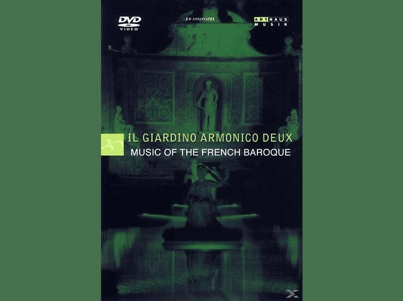 VARIOUS - Musik Des Franz.Barock [DVD]