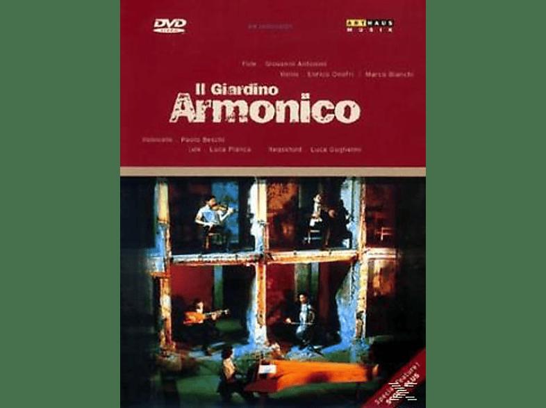Giovanni Antonini, Enrico Onofri, Marco Bianchi, Luca Guglielmi, Beschi Paolo, Luca Pianca - Il Giardino Armonico [DVD]