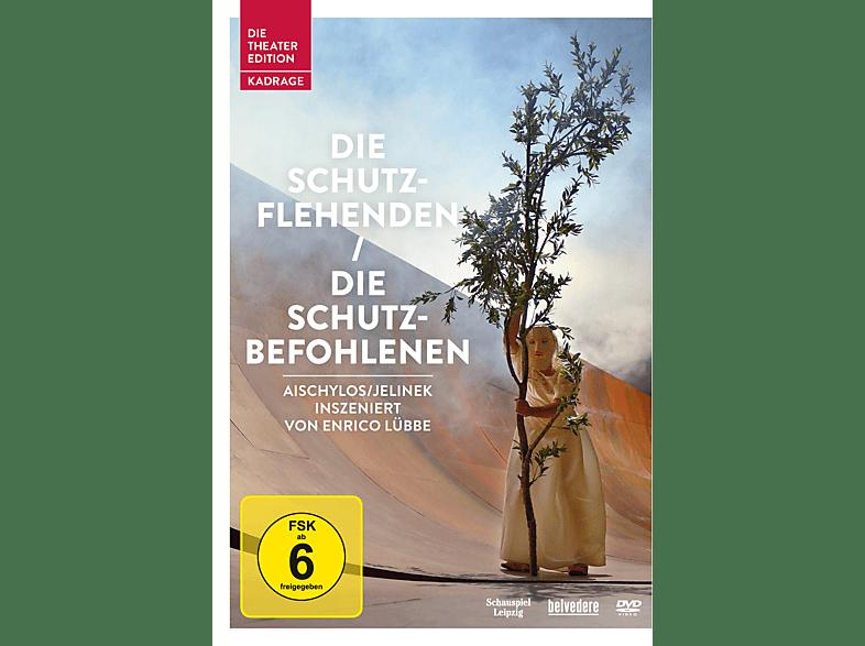 Die Schutzflehenden / Die Schutzbefohlenen [DVD]