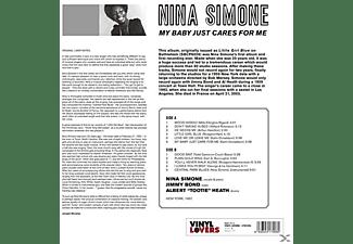 Nina Simone - My Baby Just Cares For Me  (Lt  - (Vinyl)