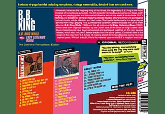 B.B. King - B.B.King Wails Easy Listening Blues  - (CD)