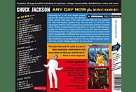 Chuck Jackson - Any Day Now & Encore!+4 Bonu [CD]