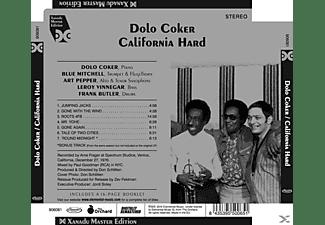 Dolo Coker - California Hard  - (CD)