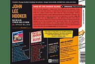 John Lee Hooker - Sings The Blues+Sings Blues [CD]