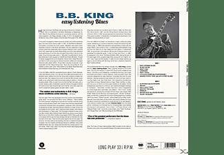 B.B. King - Easy Listening Blues+4 Bonus Tracks (Ltd.180g V  - (Vinyl)