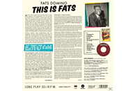 Fats Domino - This Is Fats+2 Bonus Tracks (Ltd.180g Vinyl) [Vinyl]