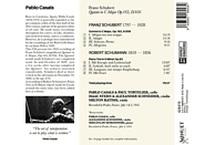 Casals Pablo - Quintett In C-Dur op.163,D.956 [CD]
