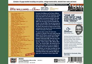 Otis & The Char Williams - 1956-1962 King/Deluxe Recordings  - (CD)