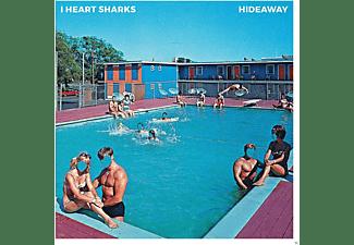 I Heart Sharks - Hideaway (LP+DL)  - (LP + Download)