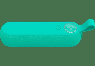 LIBRATONE Bluetooth Lautsprecher TOO, 360° Sound, IPX4 Spritzwassergeschützt, Caribbean Green