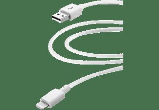 CELLULAR LINE 35855, Datenkabel, 2 m, Weiß
