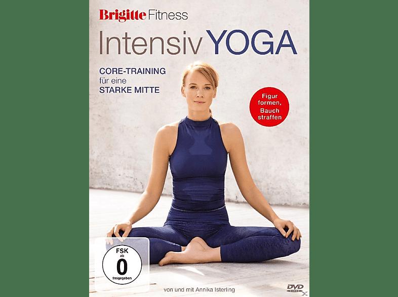 Brigitte - Intensiv Yoga - Core-Training für eine starke Mitte [DVD]