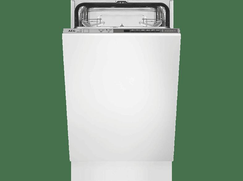 AEG FSB 51400 Z  Geschirrspüler (vollintegrierbar, 446 mm breit, 47 dB (A), A+)