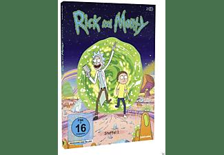 Rick & Morty - Staffel 1 DVD