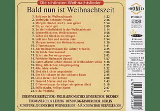 Thomanerchor Leipzig - Bald Nun Ist Weihnachtszeit  - (CD)