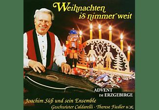 Advent Im Erzgebirge - Weihnachten Is Nimmer Weit  - (CD)