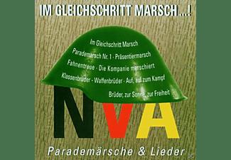 Parademärsche - NVA-Im Gleichschritt Marsch  - (CD)